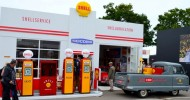 Shell Moves Forward by Looking Back