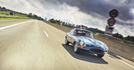 First Right Hand Drive Production Jaguar E-Type Driven To The Max