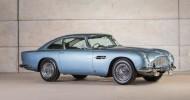 Aston Martin DB5 Offered At Bonhams Sale