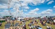World's Biggest Classic Motor Racing Festival Seeks Charity Partner