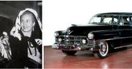 Eva 'Evita' Perón's Presidential Cadillac Offered At Bonhams