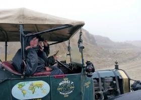 Around The World In A Ford Model T