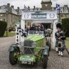 Talbot Alpine Ends Bentley's Winning Streak In Toughest Flying Scotsman Rally To Date