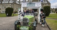 Talbot Alpine Ends Bentley's Winning Streak In Toughest Flying Scotsman Rally To Date