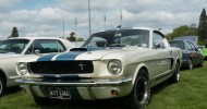 More Than 800 Fords At Beaulieu's Bank Holiday Weekend Rally
