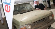 Live Range Rover restoration for all to follow
