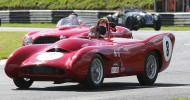 HSCC Marks 50th Anniversary With Castle Combe Grid