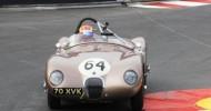 Ex-Fangio C-Type Takes Third Consecutive Victory At Monaco Historique