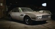 Classic Aston Martin Emerges From 30 Years Hibernation