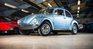 Time-Warp Love Bug Ready For New Owner After 42 years