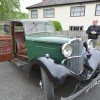 Researcher Finds Father's 81 Year Old Car in Black Country Living Museum