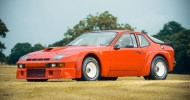 143 Cars For Auction At The Silverstone Classic
