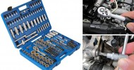 Comprehensive new professional socket set from Laser Tools