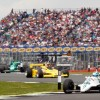 Silverstone Classic Races On ITV4 Television Screens