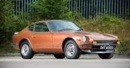 Low Mileage Datsun 260Z Comes Out Of Hiding