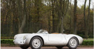 1956 Porsche 550 Spyder Sells For Record £4.6m