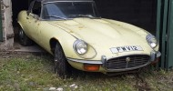 Family Heirloom Jaguar E-Type Seeks New Home