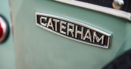 Caterham Sprints Back To The Swinging '60s