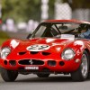 £120 million worth of Ferraris take centre stage at London's top classic car show