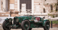 A Brace of Pre-War Aston Martins Lead The Charge at Classic Car Sale