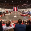 Feted Ferraris sparkle as records tumble at The London Classic Car Show