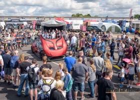 Fast Car Festival Returns To Donington Park on Sunday 2nd July 2017