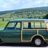 Mark 1 Mini Morris Traveller