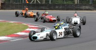 Formula Fords Star In HSCC Brands Hatch GP Weekend