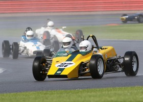 HSCC Series To Feature At Silverstone Classic