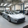 No Stopping The Jaguar XJ220 Birthday Celebrations