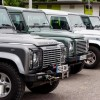 Rummage and Off-Road at Beaulieu For Land Rover Anniversary