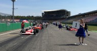 Peter at the double in HSCC Historic F2 at Hockenheim