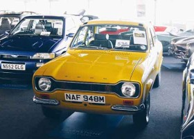 Classics gallop away at Silverstone sales