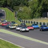 Tremendous racing at HSCC Cadwell Park Wolds Trophy