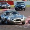 Jaguars star at Donington Historic Festival
