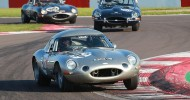 Jaguars star at Donington Historic Festival
