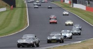Oulton Park and Spa for Jaguar Classic Challenge