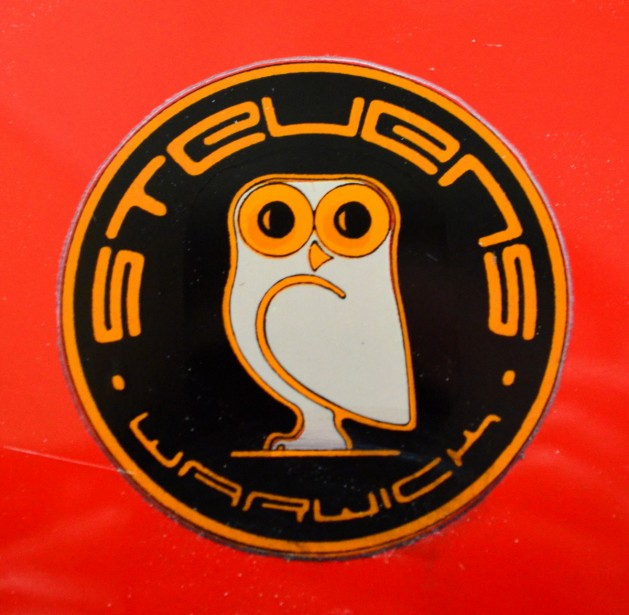 Stevens Logo The Owl A Symbol Of Athens Reflects Tonys Passion For