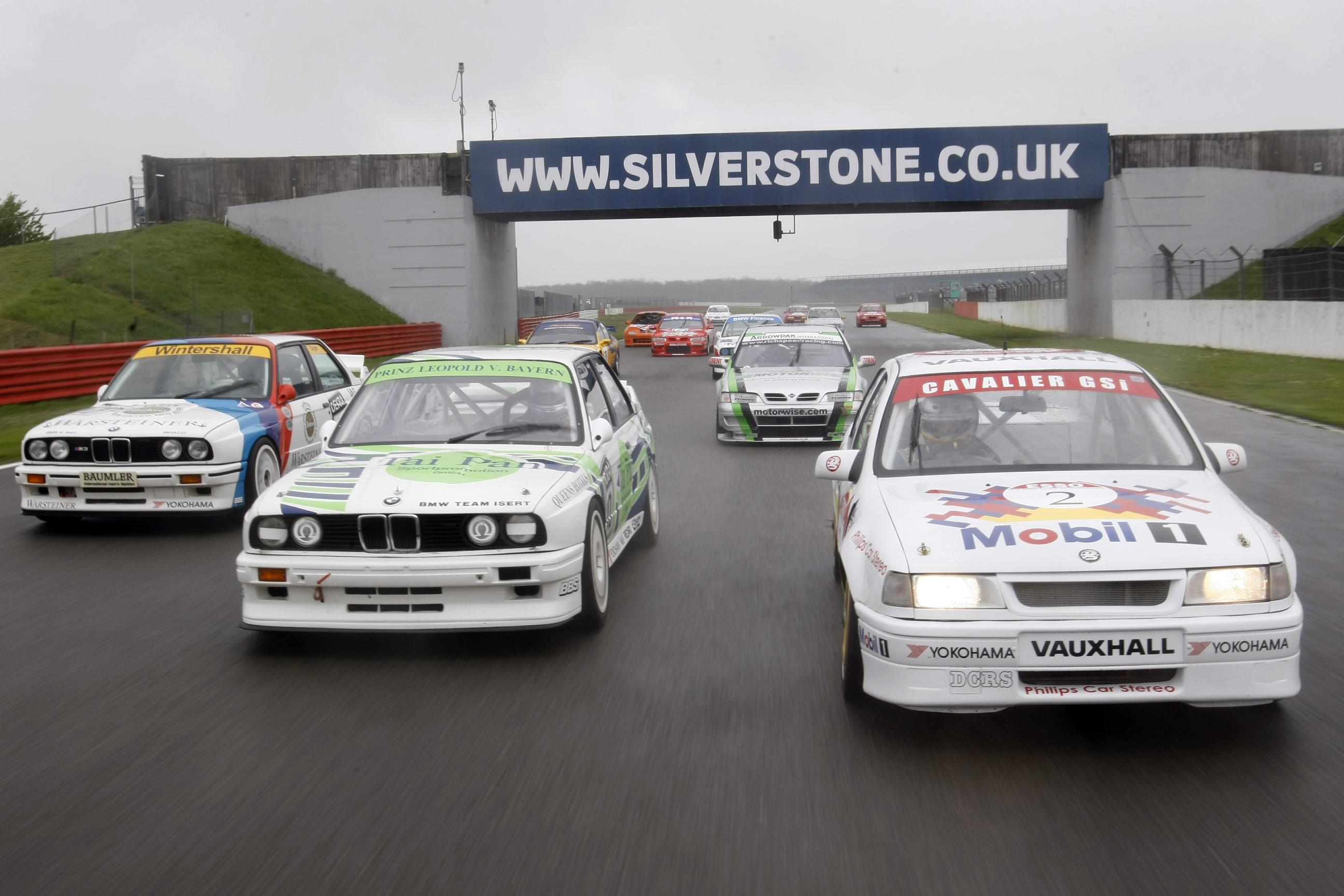 Spectacular, Cult Touring Car Grid For This Month\'s Silverstone ...