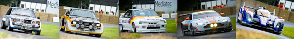 2012 Goodwood Festival of Speed Gallery