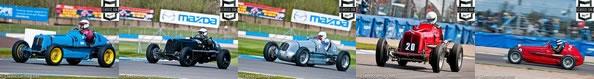 HGPCA Nuvolari Trophy Pre-1940 Grand Prix Cars