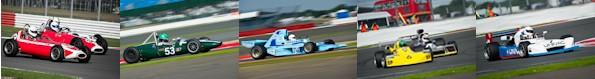 Historic Formula Juniors and the Peter Gethin Memorial Trophy Races