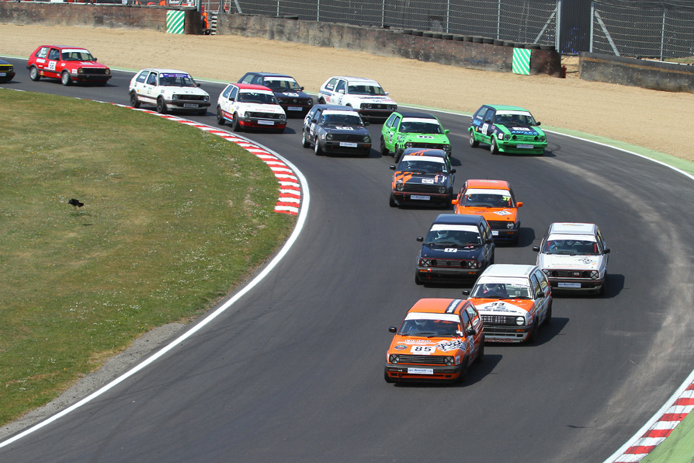 Former World Touring Car driver joins MK2 Golf GTI Championship ...