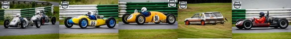 Mallory Park - 750MC - Classic Hatch and Historic 500 F3 races