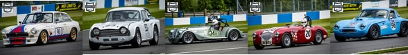 Morgan Sports Car Club - Donington