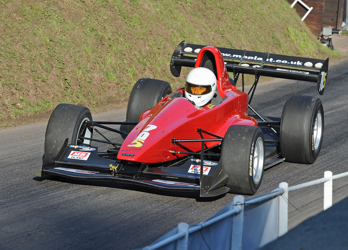 British Hill Climb Championship at Shelsley Walsh over the weekend