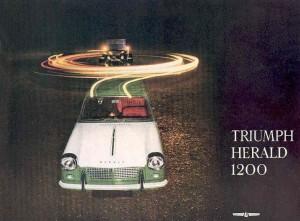 Triumph Herald 1200 Sports
