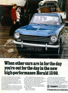 Triumph Herald 13-60