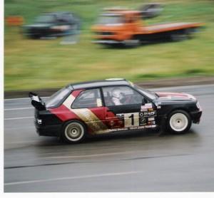 Will Gollop's Peugeot 309