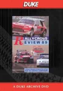 1989 European Rallycross Review
